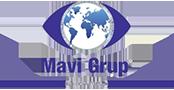 Mavi Grup İnşaat Logo